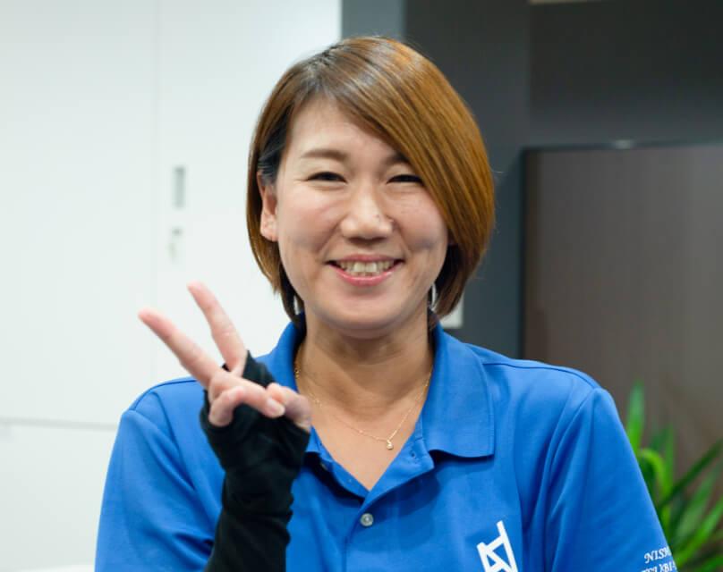 塩井 恵美さん
